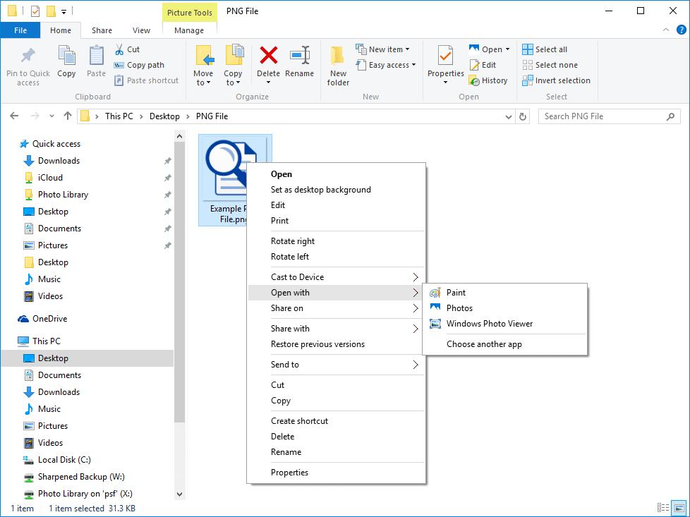 program to open pdf files in windows 10